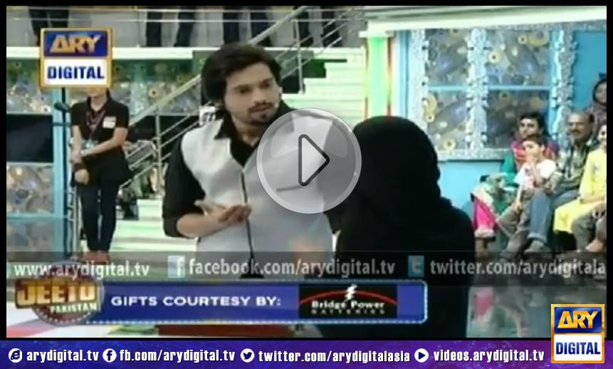 Jeeto Pakistan 15th June 2014