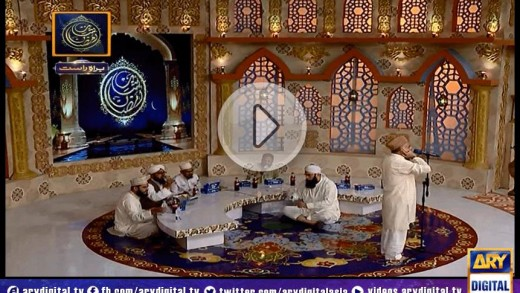 Shan-e-Ramzan Iftar Transmission – Part 4 – 11th July 2014
