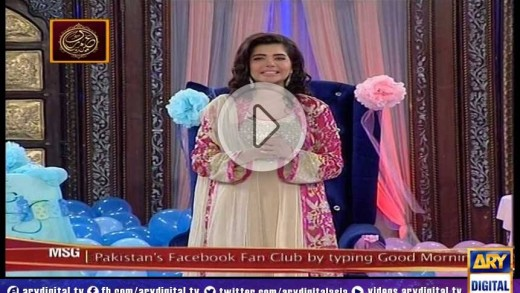 Good Morning Pakistan – Eid Special 3rd Day Part 1 – 31st July 2014