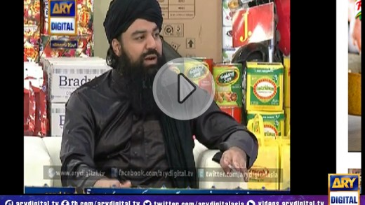 Shan-e-Ramzan Sehr Transmission – Part 1 – 8th July 2014