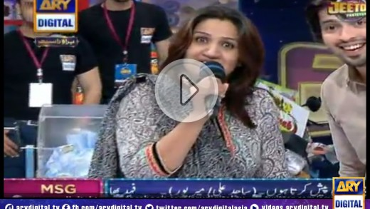Jeeto Pakistan 7th July 2014