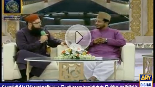 Shan-e-Ramzan Sehr Transmission – Part 2 – 25th July 2014