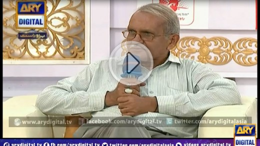 Shan -e- Ramzan Iftaar Transmission Part -3 12th  July 2014