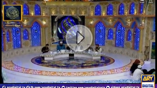 Shan-e-Ramzan Sehr Transmission – Part  2 – 20th July 2014