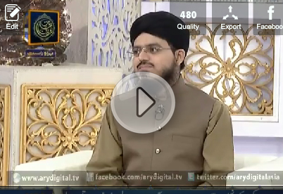 Shan-e-Ramzan Sehr Transmission – Part 1 – 10th July 2014