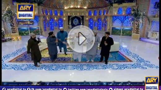Shan-e-Ramzan Sehr Transmission – Part 1 – 20th July 2014