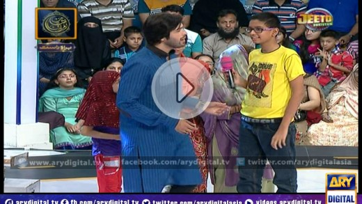 Jeeto Pakistan 12th July 2014