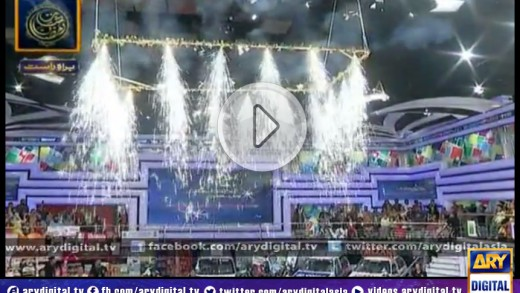 Jeeto Pakistan – Chand Raat Special – 28th July 2014