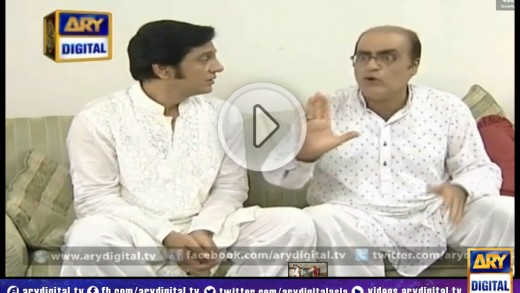 Bulbulay Ep -100 –  Eid Special 1st Day – 29th July 2014