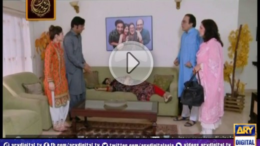 Bulbulay Ep – 305 – Eid Special 3rd Day – 31st July 2014