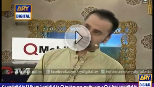 Shan-e-Ramzan Sehri Transmission Part 1 13th July 2014