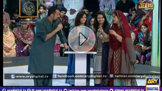 Jeeto Pakistan 8th July 2014