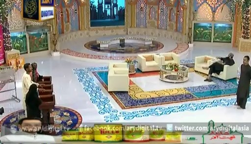 Shan- e- Ramzan Iftar Transmission Part 3 – 10th July 2014