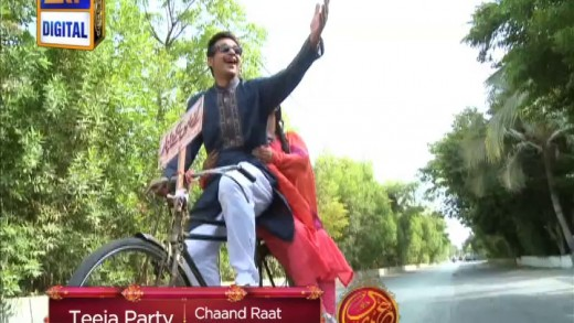 Teeja Party – Chand Raat Special – 28th July 2014