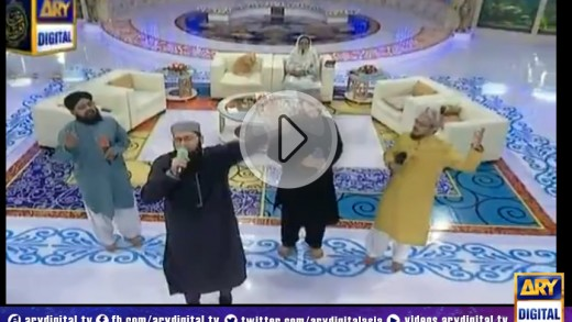 Shan-e-Ramzan Sehr Transmission – Part 1 – 21 July 2014