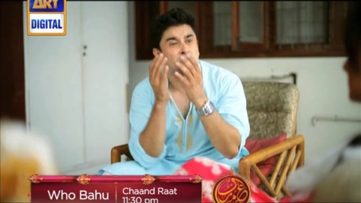 Who Bahu – Chand Raat Special – 28th July 2014
