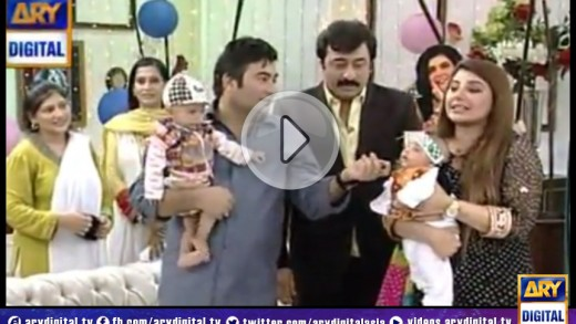 Good Morning Pakistan 16th August 2014
