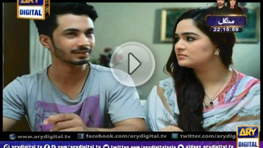 Marium Kaisay Jiye Ep – 17 – 11th August 2014