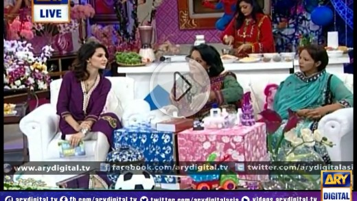 Good Morning Pakistan 28th August 2014