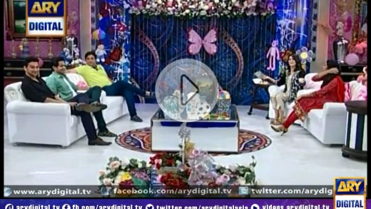Good Morning Pakistan 27th August 2014