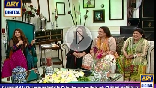 Good Morning Pakistan 15th August 2014