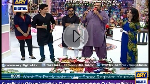 Good Morning Pakistan 1st September 2014