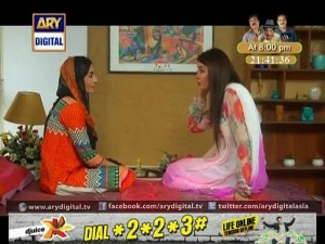 Dil-e-Barbad Ep 87