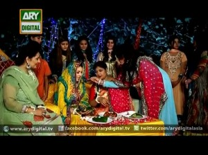Dil-e-Barbad Ep 96 – 13th August 2015