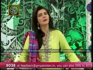 Good Morning Pakistan 10th August 2015