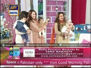 Good Morning Pakistan 13th August 2015