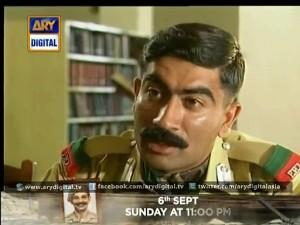 Nishan-e-Haider Major Raja Aziz Bhatti  – 5th September 2015