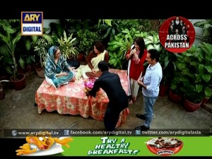 Dil-e-Barbad Ep 129 – 13th October 2015