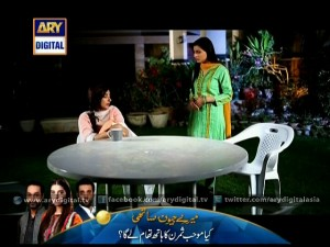Mere Ajnabi Ep – 11 – 14th October 2015