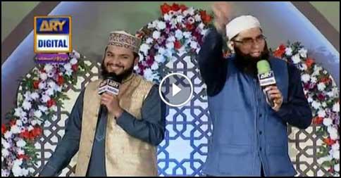 Junaid Jamshed & Waseem Badami