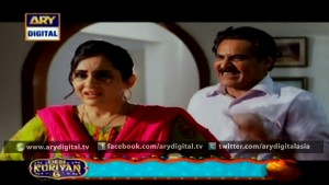 Tere Dar Per Ep – 27 – 26th January 2016