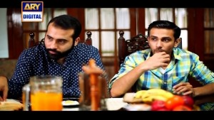 Riffat Aapa Ki Bahuein Ep – 81 – 29th March 2016