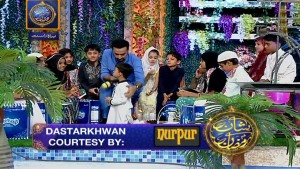 Shan-e-Iftar Part - 5 - 13th June 2016