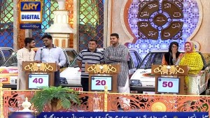 Shan-e-Sehr Part – 1 – 9th June 2016
