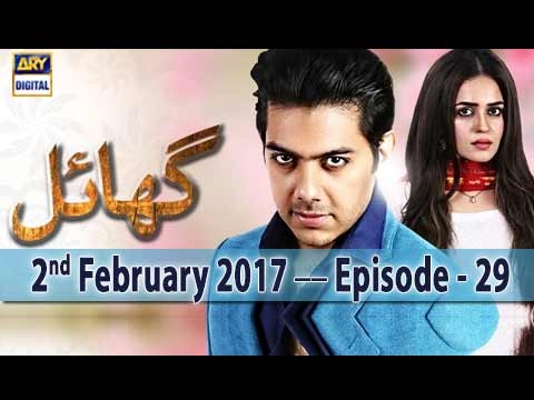 Ghayal Ep – 29 – 2nd February 2017