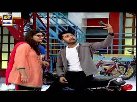 Blesso Bike winner in Jeeto Pakistan – 21st April 2017