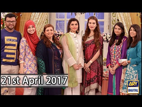 Good Morning Pakistan – 21st April 2017