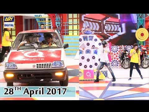 Jeeto Pakistan – 28th April 2017