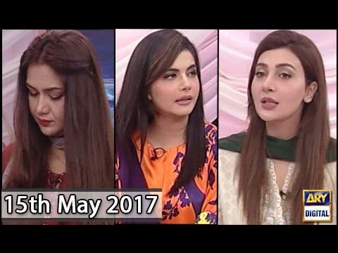 Good Morning Pakistan – 15th May 2017