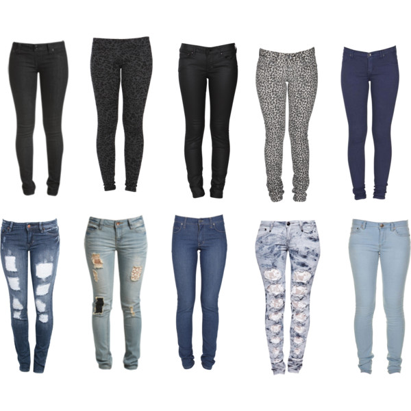 Which Jeans Fit Your Body Type?