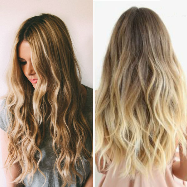 brown-ombre-balayage-hairstyle-with-blonde-highlight-the-loose-curls-look-beautiful