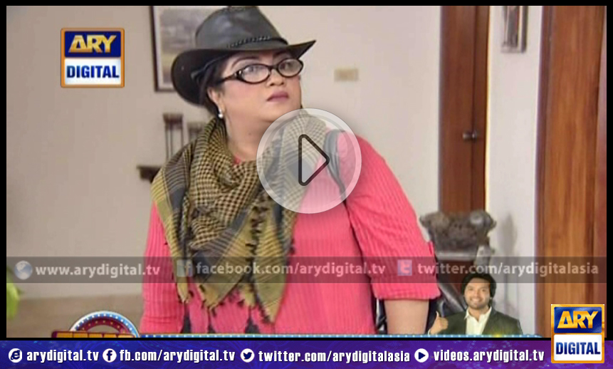 Momo Ka Mardana Haath - Momo Drama Bulbulay by ARY DIGITAL - Video ...