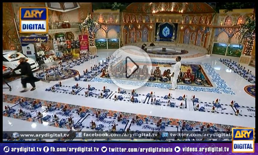 Shan-e-Ramzan Iftar Transmission – Part 3 – 7th July 2014 Shan-e-Ramzan Iftar Transmission