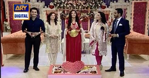 Good Morning Pakistan - Valentine's Day Special - 14th February 2015
