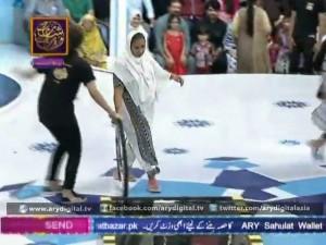 In one minute winning three bikes in Jeeto Pakistan – ARY Digital