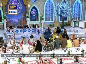 Shan-e-Iftar – Part 05 – 17th July 2015